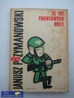 Okładka książki Ze 101 frontowych nocy