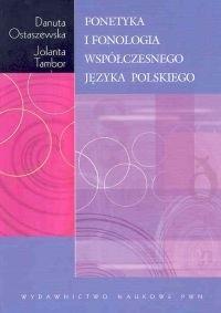 Okładka książki Fonetyka i fonologia współczesnego języka polskiego