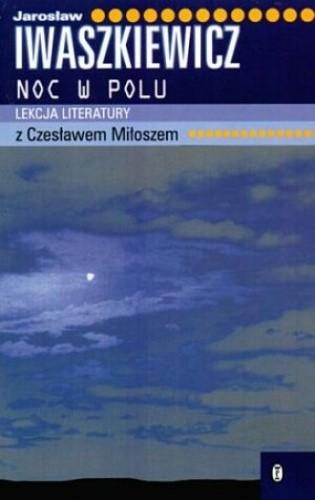 Okładka książki Noc w polu