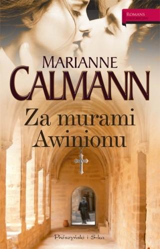 Okładka książki Za murami Awinionu