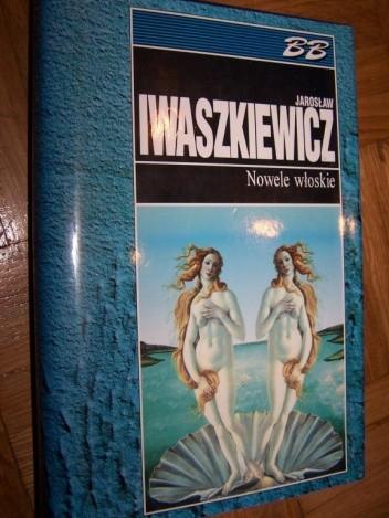 Okładka książki Nowele włoskie