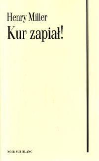 Okładka książki Kur zapiał!