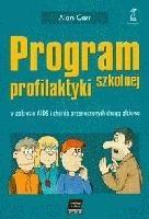 Okładka książki Program profilaktyki szkolnej w zakresie AIDS i chorób przenoszonych drogą płciową