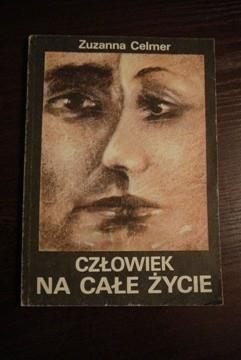 Okładka książki Człowiek na całe życie