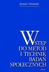 Okładka książki Wstęp do metod i technik badań społecznych