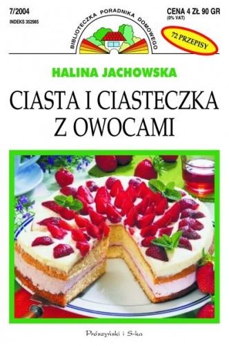 Okładka książki Ciasta i ciasteczka z owocami