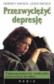 Okładka książki Przezwyciężyć depresję : poradnik dla pacjentów i ich rodzin