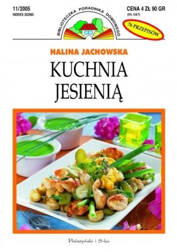 Okładka książki Kuchnia jesienią