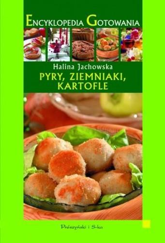 Okładka książki Pyry, ziemniaki, kartofle