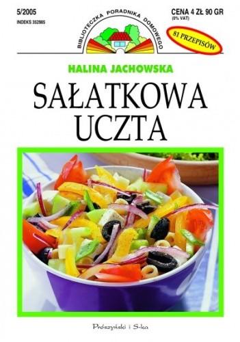 Okładka książki Sałatkowa uczta