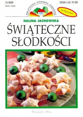 Okładka książki Świąteczne słodkości