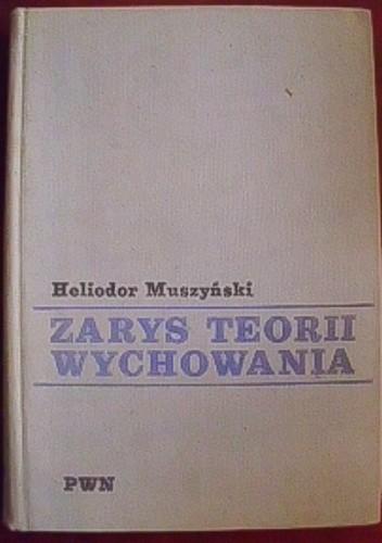 Okładka książki Zarys teorii wychowania