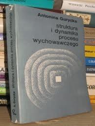 Okładka książki Struktura i dynamika procesu wychowawczego