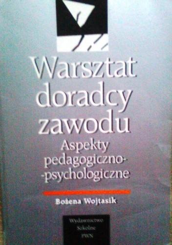 Okładka książki Warsztat doradcy zawodu