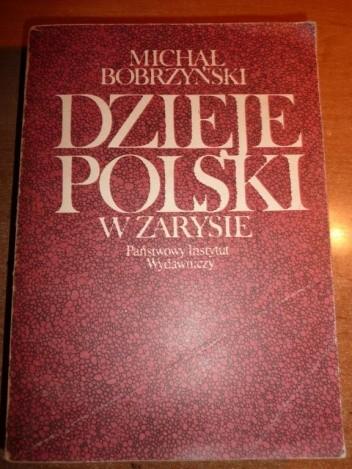 Okładka książki Dzieje Polski w zarysie