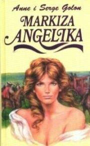 Okładka książki Markiza Angelika