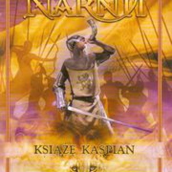 Okładka książki Książę Kaspian