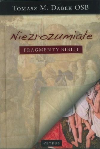Okładka książki Niezrozumiałe fragmenty Biblii