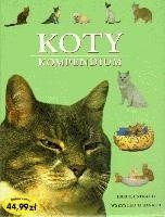 Okładka książki Koty. Kompendium
