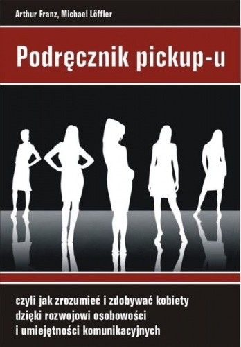 Okładka książki Podręcznik pickup-u