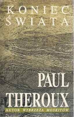 Okładka książki Koniec świata