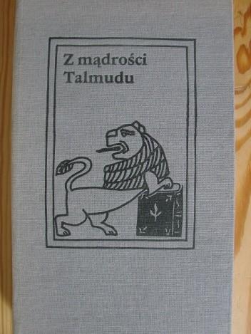 Okładka książki Z mądrości Talmudu