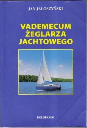 Okładka książki Vademecum żeglarza jachtowego