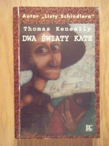 Okładka książki Dwa światy Kate
