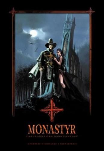 Okładka książki Monastyr: Podręcznik Podstawowy