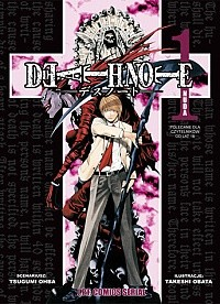 Okładka książki Death Note 1: Nuda