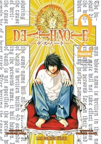 Okładka książki Death Note 2: Połączenie
