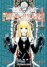Okładka książki Death Note 4: Miłość