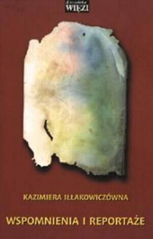 Okładka książki Wspomnienia i reportaże