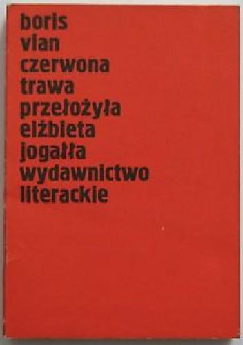 Okładka książki Czerwona trawa