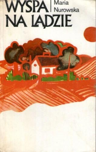 Okładka książki Wyspa na lądzie