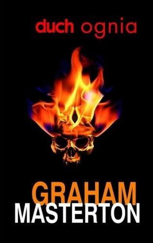 Okładka książki Duch Ognia
