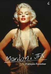 Okładka książki Marilyn i JFK