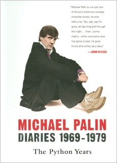 Okładka książki Diaries 1969-1979: The Python Years