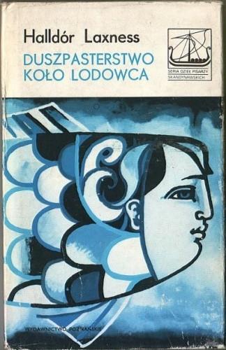 Okładka książki Duszpasterstwo koło Lodowca