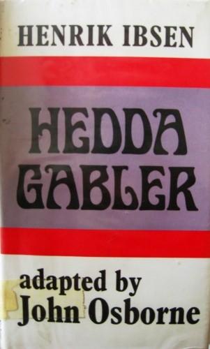 Okładka książki Hedda Gabler