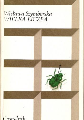 Okładka książki Wielka liczba