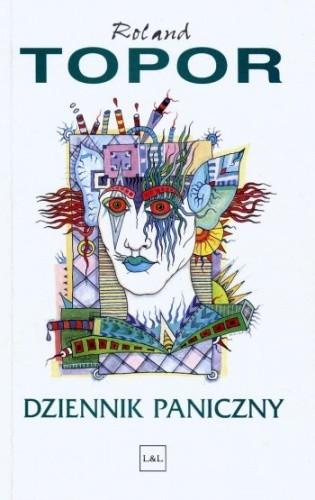 Okładka książki Dziennik Paniczny