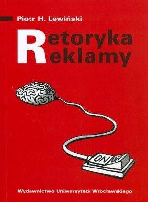 Okładka książki Retoryka reklamy