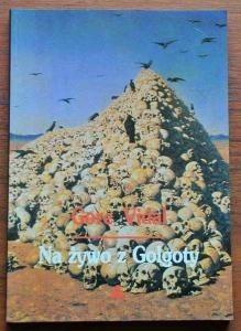 Okładka książki Na żywo z Golgoty