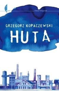 Okładka książki Huta