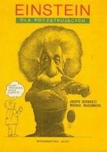 Okładka książki Einstein dla początkujących