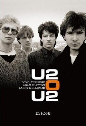Okładka książki U2 o U2