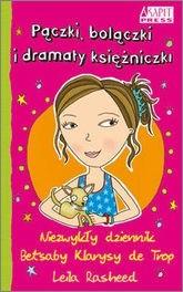 Okładka książki Pączki, bolączki i dramaty księżniczki