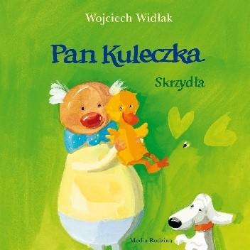 Okładka książki Pan Kuleczka. Skrzydła