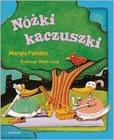 Okładka książki Nóżki kaczuszki